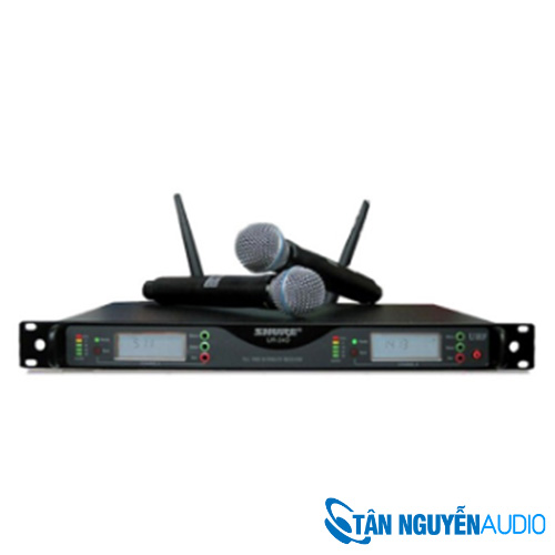 Micro không dây Shure UR24D
