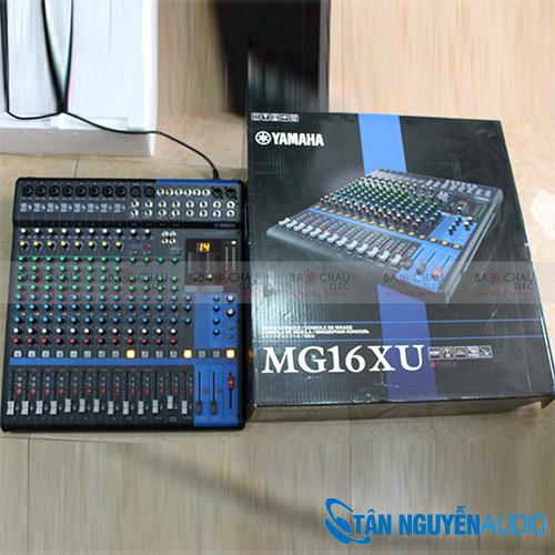 MG-16XU Mixer Yamaha MG-16XU