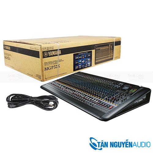 Mixer Yamaha MGP 32x Tân Nguyễn Audio